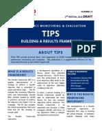 M&E - Build Result Framework.pdf
