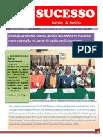 Sucesso Manica - Boletim de Notícias Edição 01 de 2017