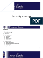 Security Concept - Chapter 6