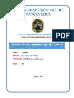 Universidad Nacional de Huancavelica Glosario
