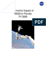 NASA 165787main Economic Impact of NASA in Florida 2005
