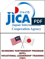 JICA Japan 2012