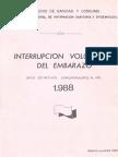 España IVE en 1988