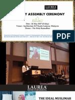 Laurea Malaysia - Knowledge Sharing Session 2017