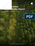 Apple Environmental Responsibility Report 2017