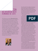Formalisation_an Interview With Hernando de Soto