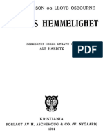 Vrakets hemmelighet by Lloyd Osbourne and Robert Louis Stevenson.epub