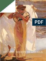 Hispanic Society of America. Museo del Prado.