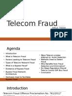 Telecom Fraud