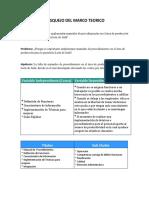 marco teorico presentacion