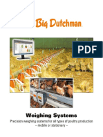 Big Dutchman Gefluegelhaltung Poultry Production Weighing Systems En