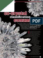 Co Crystallization