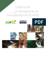 10. Caderno de Prática e Planejamento Da Execução Musical
