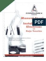 Instalaciones Electricas Manual Condumex