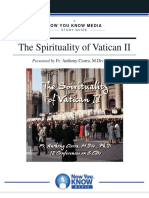The Spirituality of Vatican II