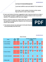F9 Study Planner
