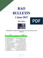 Bulletin 170601 (PDF Edition)