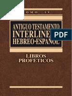 A.t. Interlineal Hebreo-español Vol 4-Aspire-15