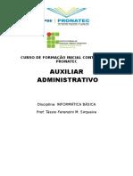 Apostila Pronatec - Informatica
