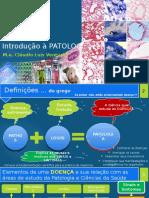01 Introdução a Patologia