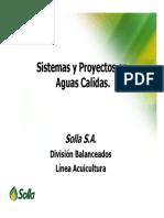 Sistemas y Proyectos en Piscicultura Viterbo