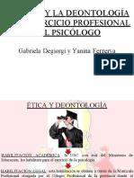 4-8la Ética y La Deontología