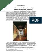 John Pope Fra Angelico Ejercicio Espiritual Abertura Visual