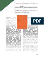 Analisando o Desenvolvimento - A Perspectiva de Amartya Sen