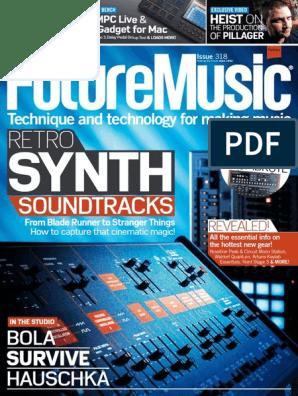 Future Music - June 2017 | Synthesizer | Music Technology