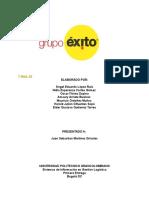 Alineamiento Estrategico de La Tecnologia Grupo Exito