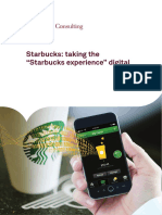 Capgemini - Starbucks (Tacking the Starbuck Experience Digital)