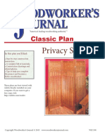 Privacy Screen