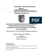 Desarrollo de Proyecto de Tesis (Alvarado Jamanca Fredy)_Segunda Entrega