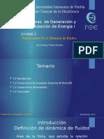 2.1 a 2.4 Fundamentos de La Dinámica de Fluidos