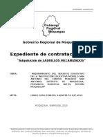 EXP. Contratacion de LADRILLOS OK