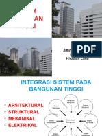 Sistem Bangunan Tinggi Terbaru