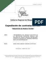 EXP. Contratacion de MADERA