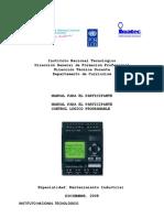 Manual Control Lógico Programable
