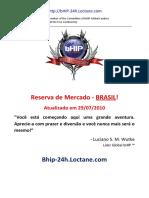 bHIP Global. Reserva de Mercado bHIP Brasil