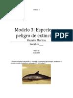 (3A)Cuestionario Modelo 3 Especie en Extincion (1)KAREN MILLAN