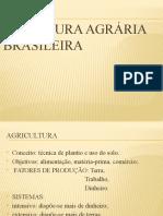 Estrutura Agrária Brasileira