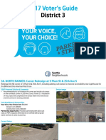 Seattle's Your Voice/Your Choice District 3 Voter Guide