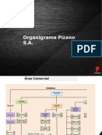 Organigrama PIZANO S.A.