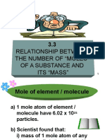 3.3 (b) Mole N mass.ppt