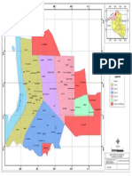 Mapa Urbano de Porto Velho