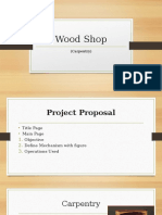WoodShop