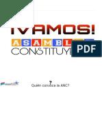 Conversatorio Junio Constituyente
