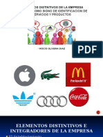 Elementos Distintivos de La Empresa en Pptfinalisimo