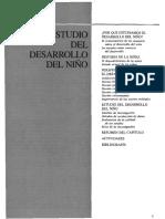 MEECE, Judith (2000) El Estudio Del Desarrollo Del Niño
