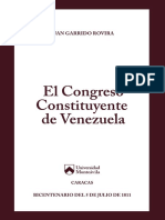 Congreso Constituyente de  Venezuela